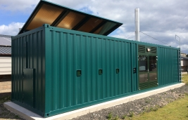 Smart Cabin 500 kW - Scotland